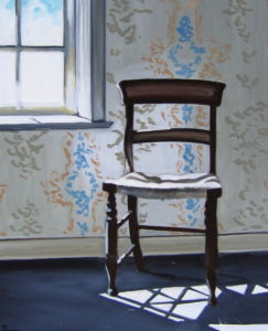 interior painting chair