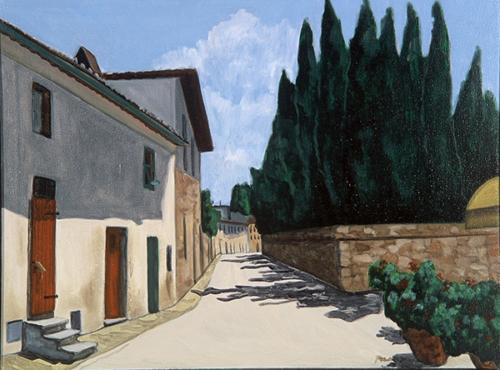 Panzano 18x24, 1998