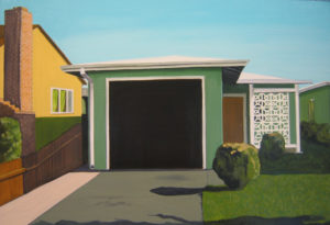 Heartland--California Dreaming, 26 x 38, 2008