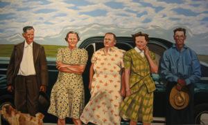 Heartland-- Ernest's Farm, 36 x 60, 2008