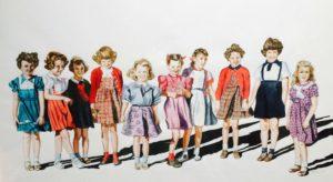 Club, 22 x 30, watercolor, 2015